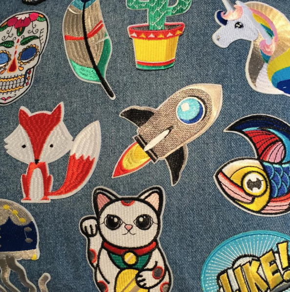 Fiona Coleman instagram #patches #bijkiki #kids